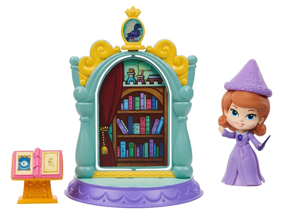 Set joacă biblioteca magică - Sofia Întâi - Curs