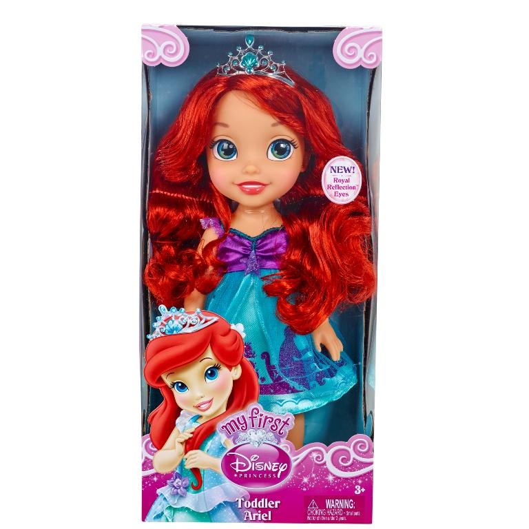 Păpuşă Toddler Ariel