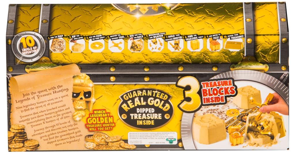 Treasure X Cufar