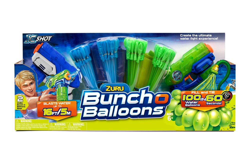Bunch o Balloons X-Shot