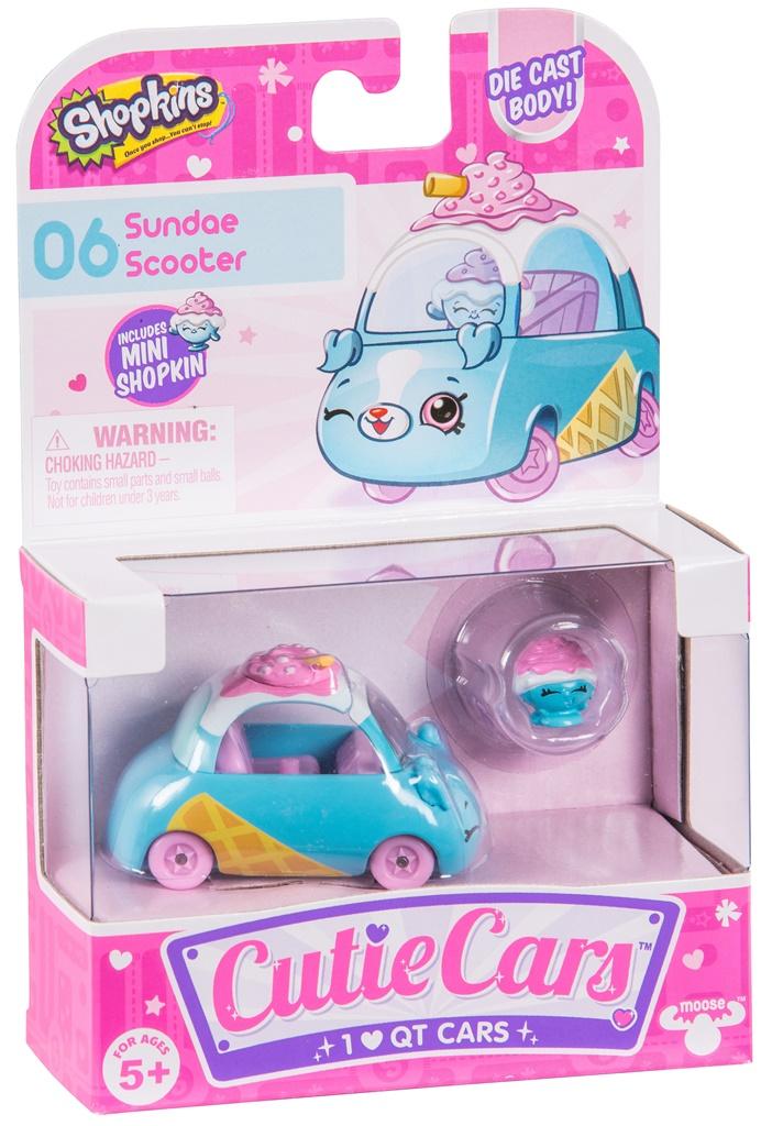 CUTIE CARS, pachet 1 masinuta - Sundae Scooter