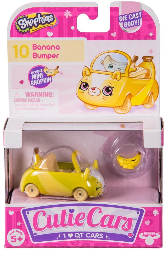 CUTIE CARS, pachet 1 masinuta - Banana Bumper
