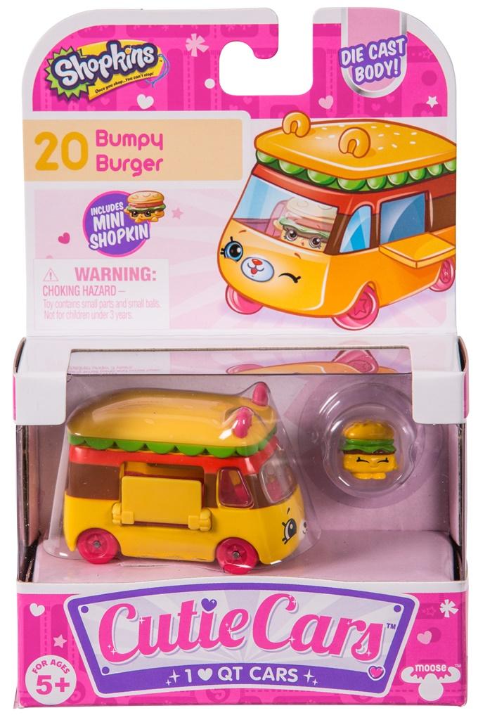 CUTIE CARS, pachet 1 masinuta -Bumpy Burger