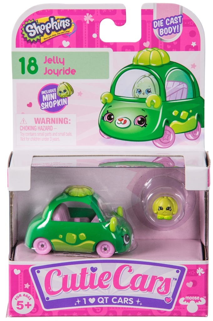 CUTIE CARS, pachet 1 masinuta - Jelly Joyride