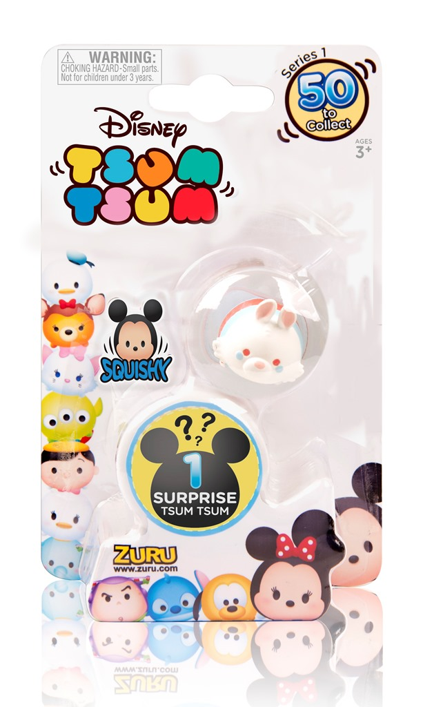 Figurine Disney Tsum Tsum - 2/PACK