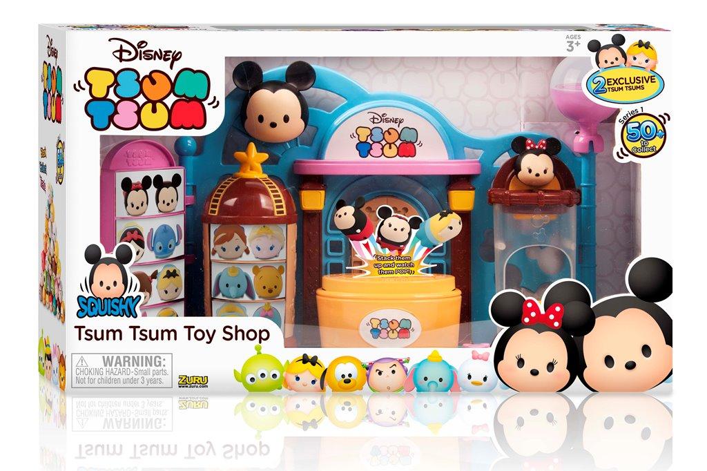 Set de joacă Disney Tsum Tsum
