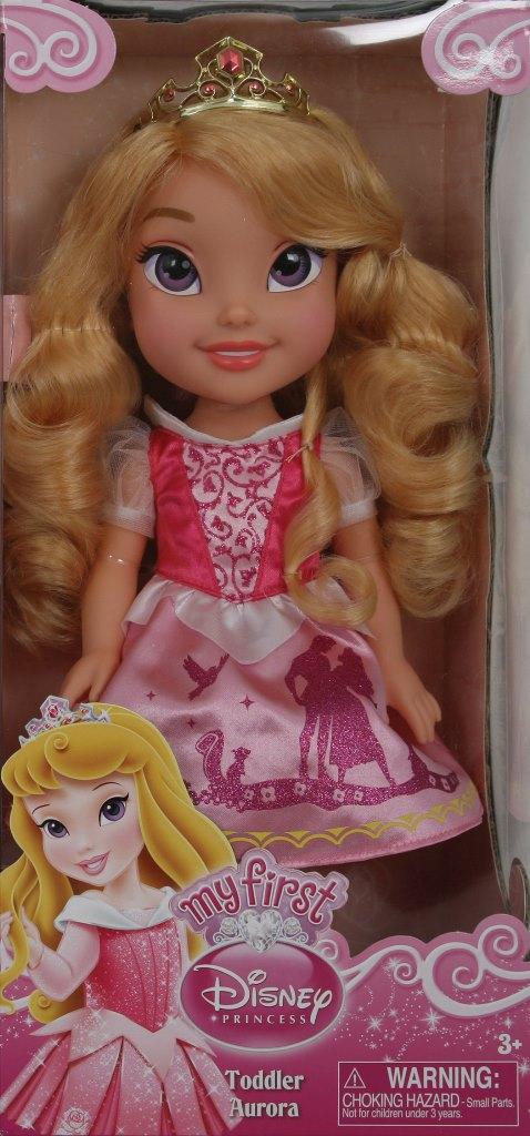 Păpuşă Toddler Aurora