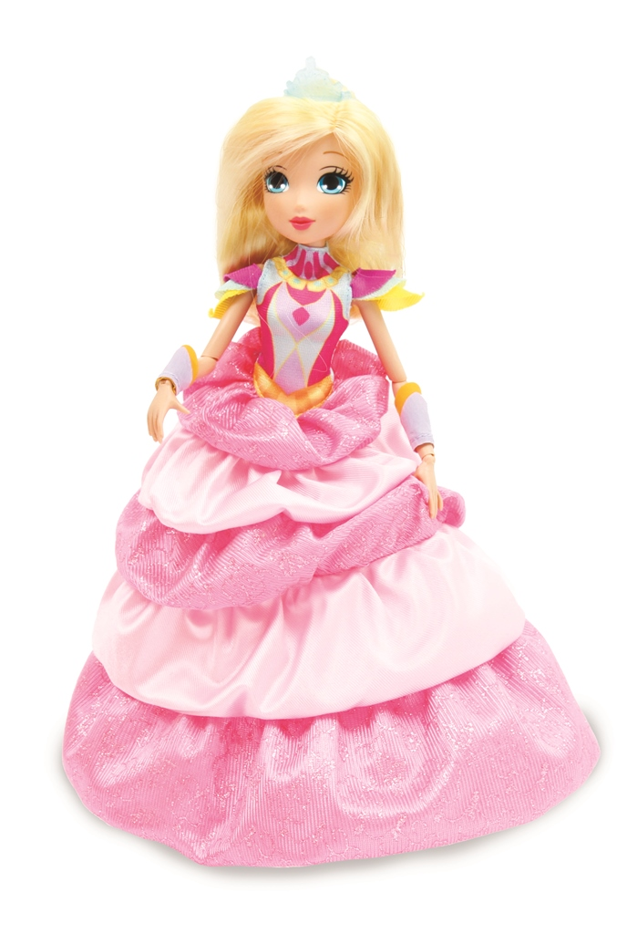 Papusa Regal Academy Diamond Princess - Rose