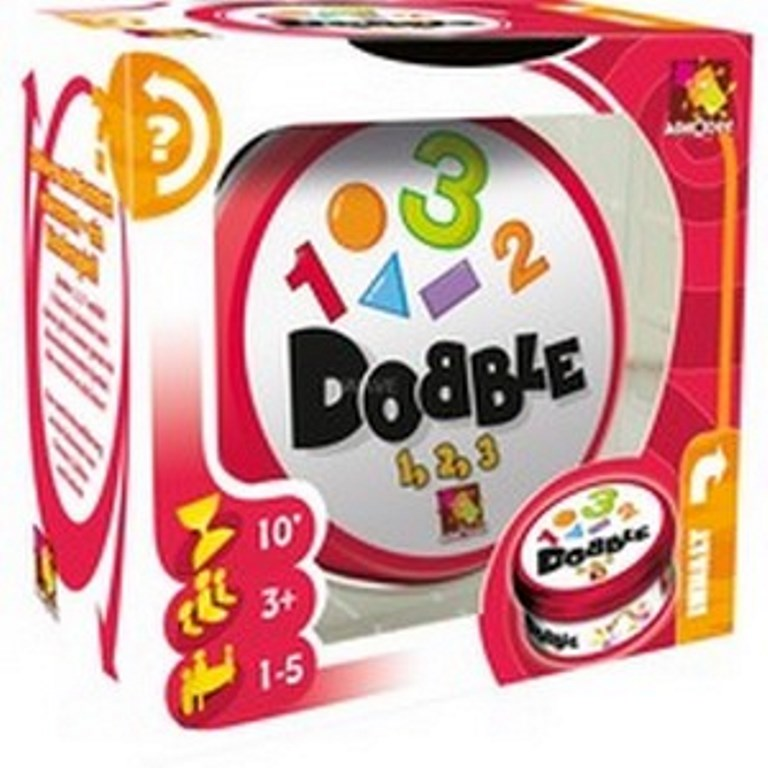 Dobble Junior 1-2-3