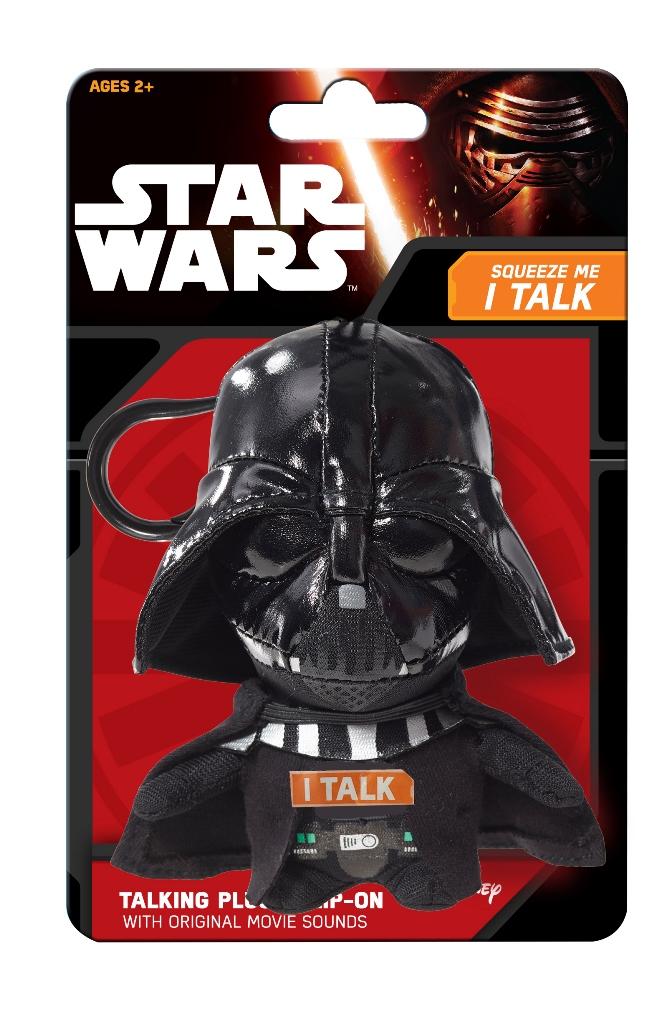 SW VII MINI PLUS CU FUNCTII 12 CM - Darth Vader