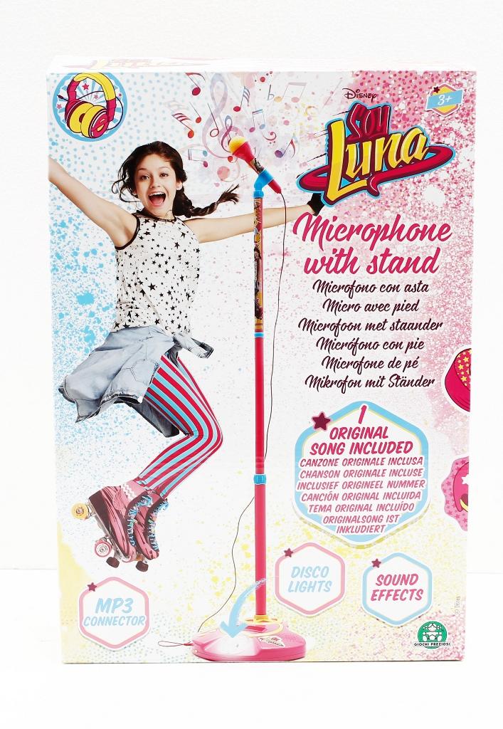 Microfon cu stativ - Soy Luna