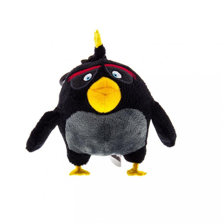 Angry Birds: Plus cu agatatoare 14cm - Bomb