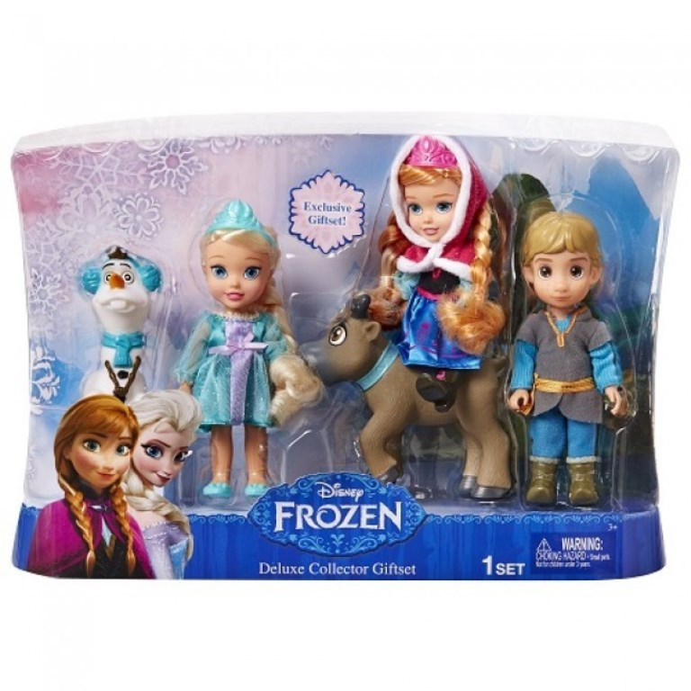 Set Frozen 5 personaje