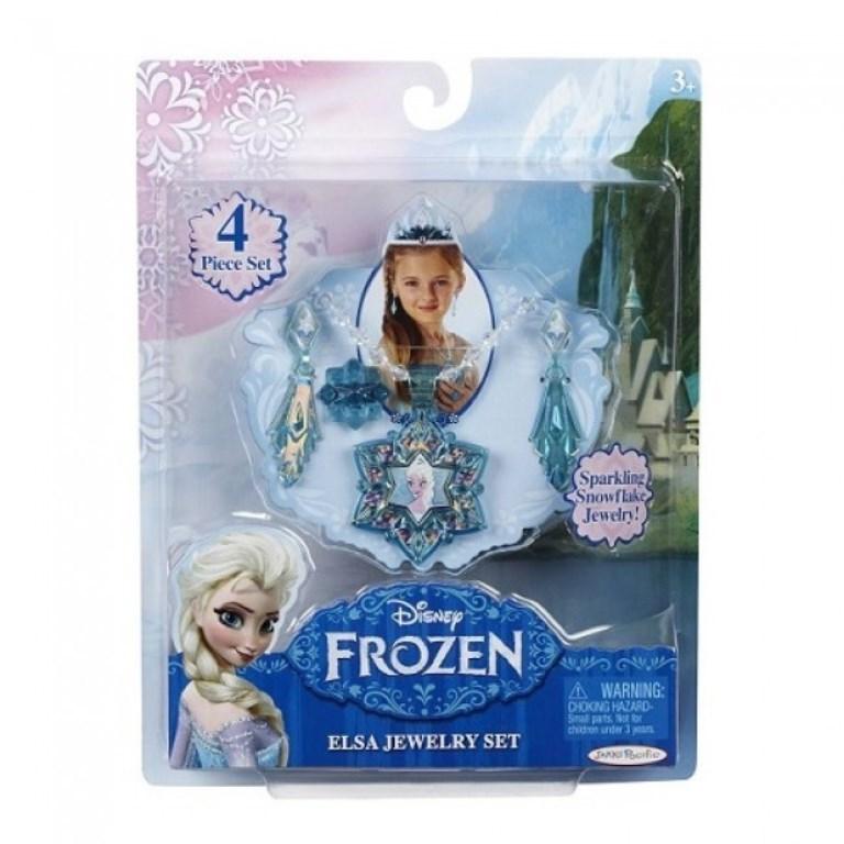Set de bijuterii Frozen - Elsa