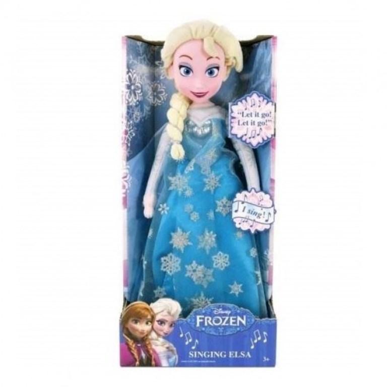 Plusuri muzicale Frozen - Elsa